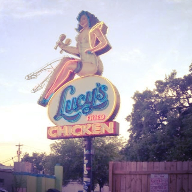Lucy's Fried Chicken is out of this world!
