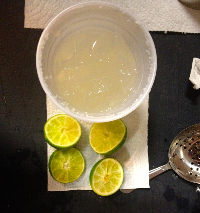 My margarita making skills need a bit of work. Definitely recommend Workshop SF!